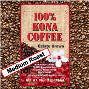 One Pound Kona Medium Roast